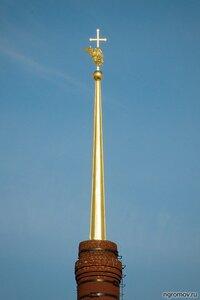 Шутка (Петропавловский собор, труба, хохма)