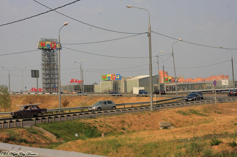 MEGA-MALL (IKEA), Moscow.