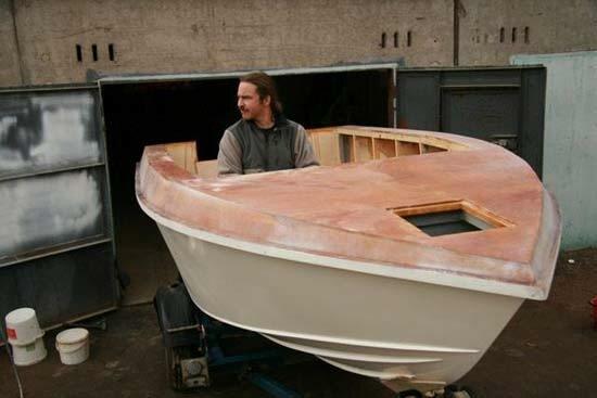 катеров и лодок своими руками