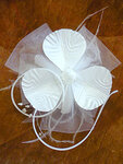 Шляпка-цветок КРИС