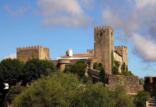 Замок Обидуш (Португалия)