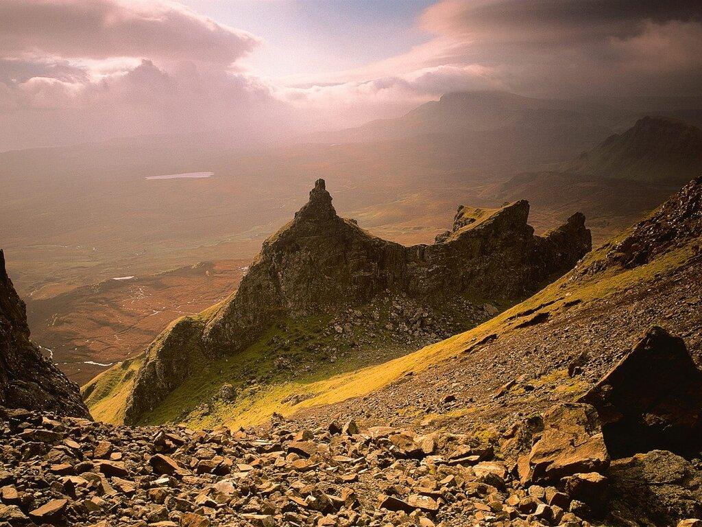 Фотообои. Шотландия