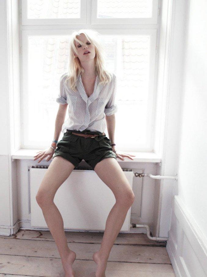 Каролин Винберг / Caroline Winberg by Olivia Frolich