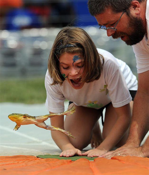 Фестиваль Летающих лягушек / Frog Jump Festival