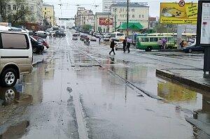 Выходные дни в Приморье будут дождливыми