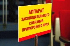 Приморские депутаты утвердили новые правила избрания сенаторов
