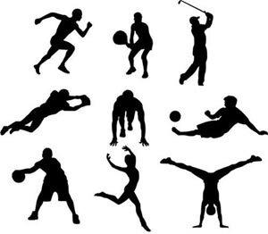 Сахалинская команда на Всероссийских сельских летних спортивных играх - десятая