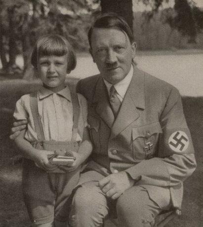 Адольф и дети