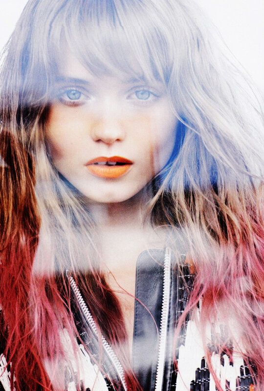 Abbey Lee Kershaw by Max Doyle