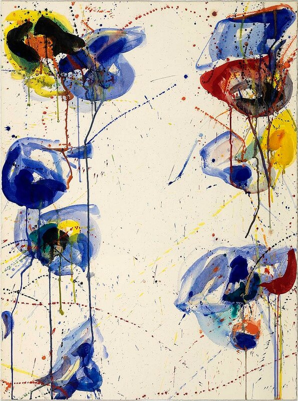 Sam Francis Untitled, 1960