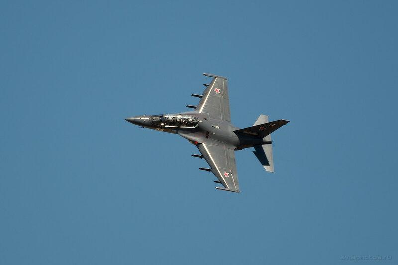 Яковлев Як-130 (RF-44574 / 59 белый) ВКС России 1420_D806544