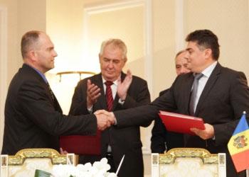 Чехия поддерживает экономику Молдовы