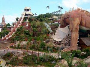 Сиам Парк на острове Тенерифе