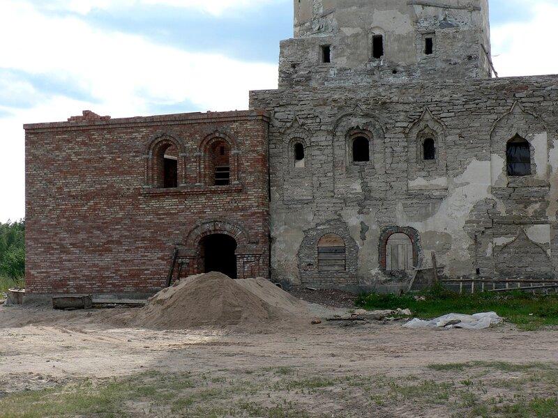 Крыпецкой монастырь (июль 2006)