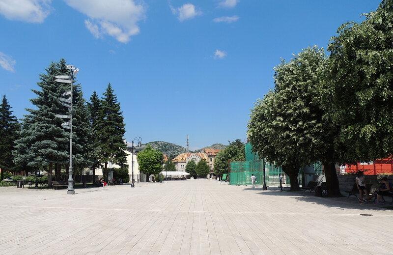 Цетинье - историческая столица Черногории