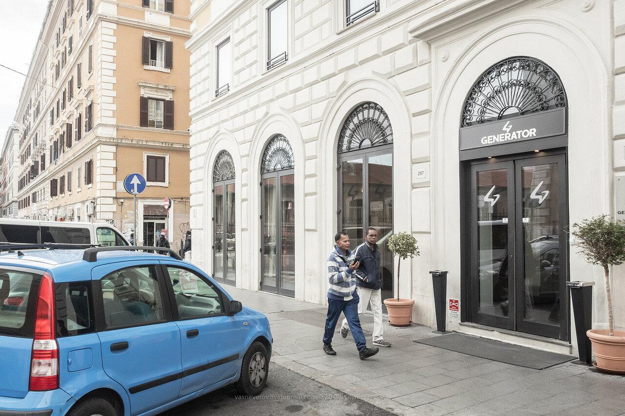 где жить рим generator hostel хостел vasneverov италия