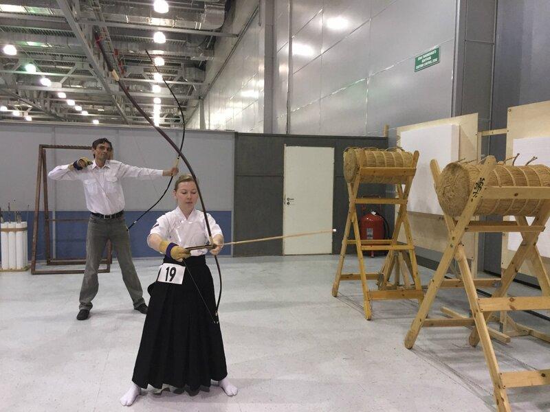 Экс-чемпионка Европы по кюдо  Елена Акимова 4 Дан
