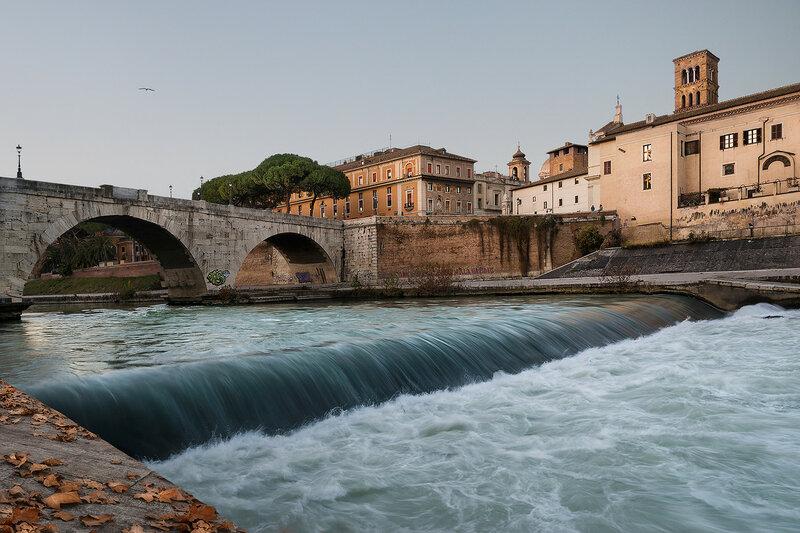 Рим непарадный