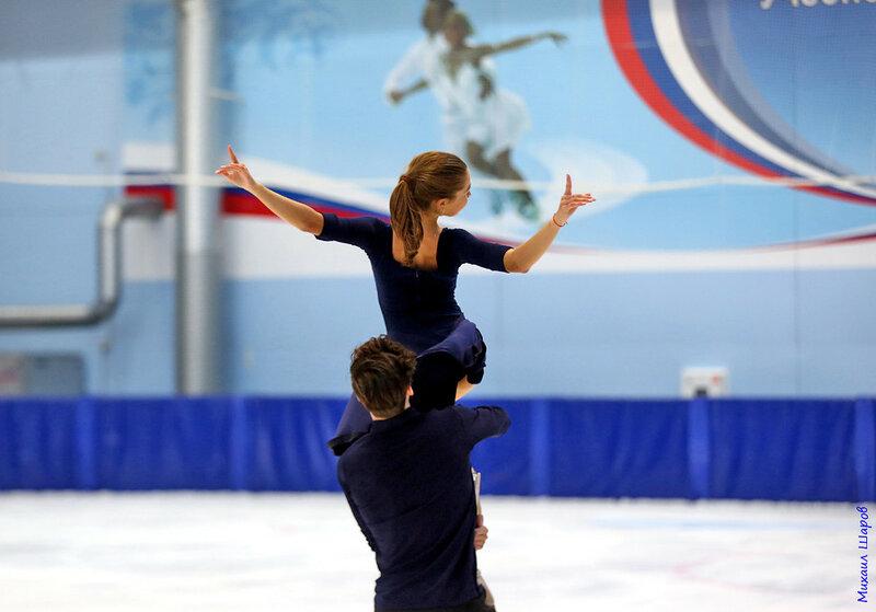 Анастасия Шпилевая - Григорий Смирнов/ танцы на льду - Страница 6 0_15e911_f4b89099_XL