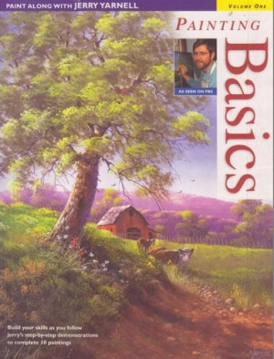 Книга Paint Along With Jerry Yarnell. Volume 1. Painting Basics