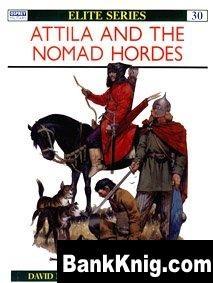 Книга Osprey Elite №30. Attila and the Nomad Hordes pdf (scan) 39Мб