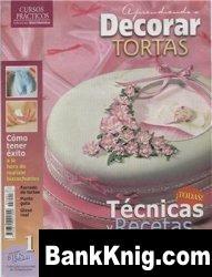 Журнал Aprendiendo a Decorar Tortas No 1 2003/ Учитесь украшать торты