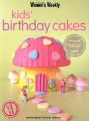 Книга Kids' Birthday Cakes
