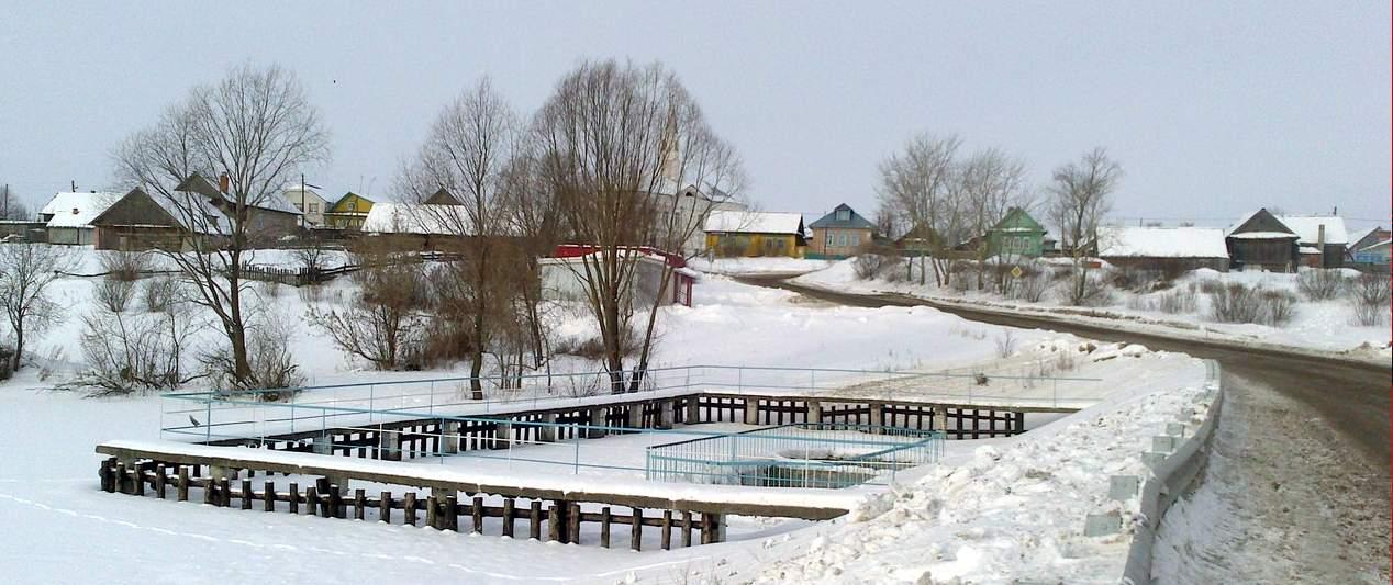 Деревня Алашайка