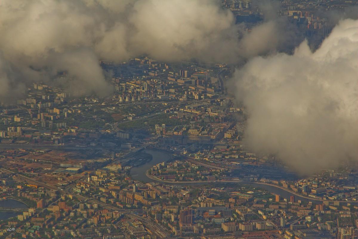 Стамбул 2015 - Авиаперелет Москва-Стамбул - Москва