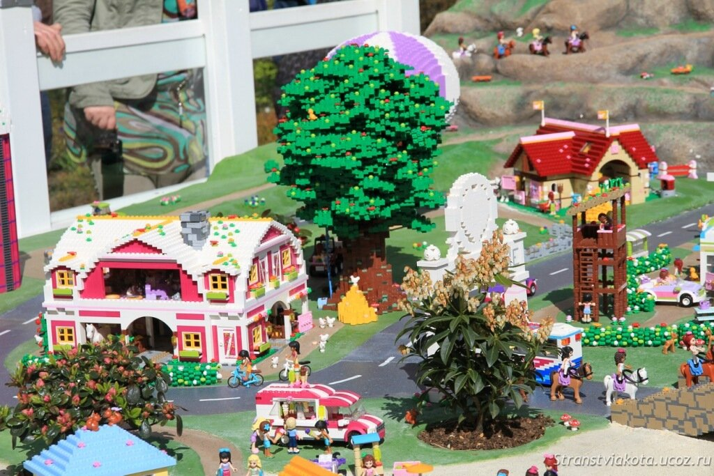 Дания, парк Legoland Billund