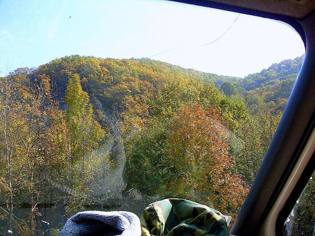 12 октября 2008, под Горячим Ключом, в автомобиле (143).JPG