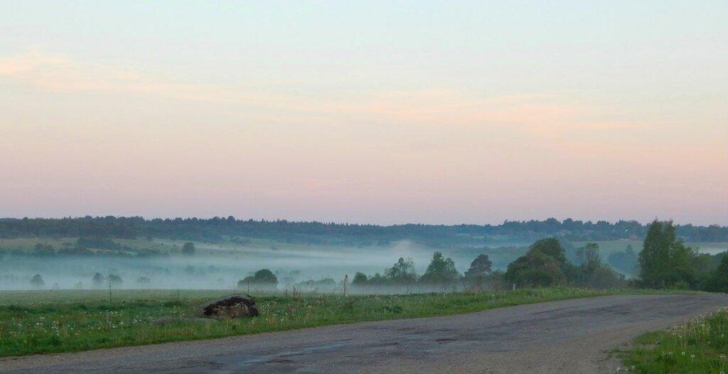 Туман Валдая