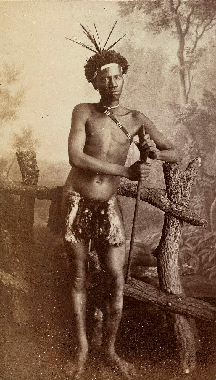 Зулус из района Наталь