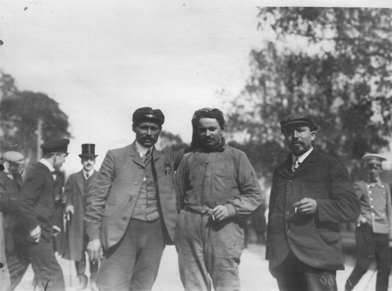 Группа участников пробега