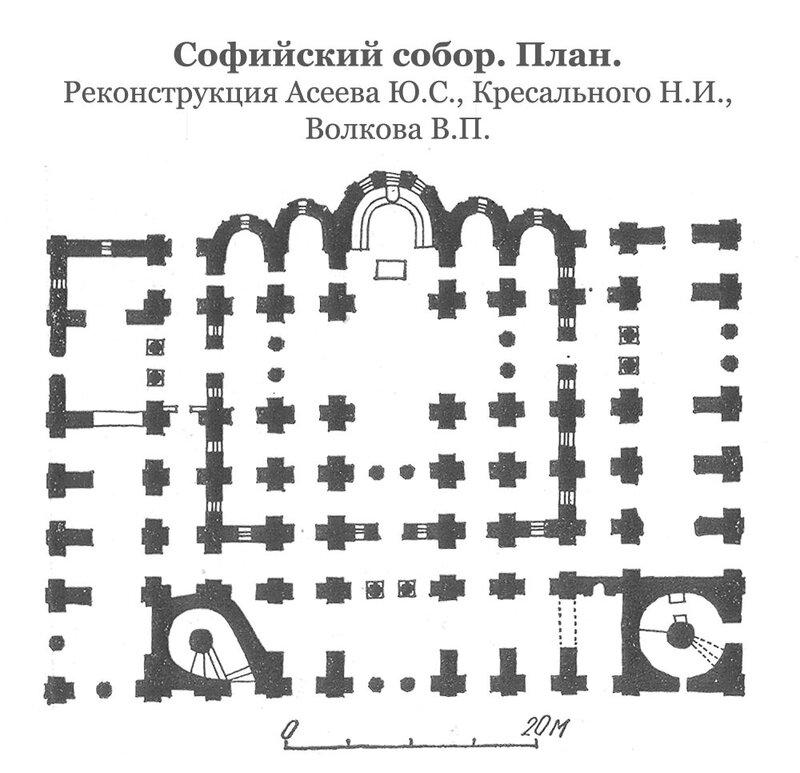 Софийский собор в Киеве