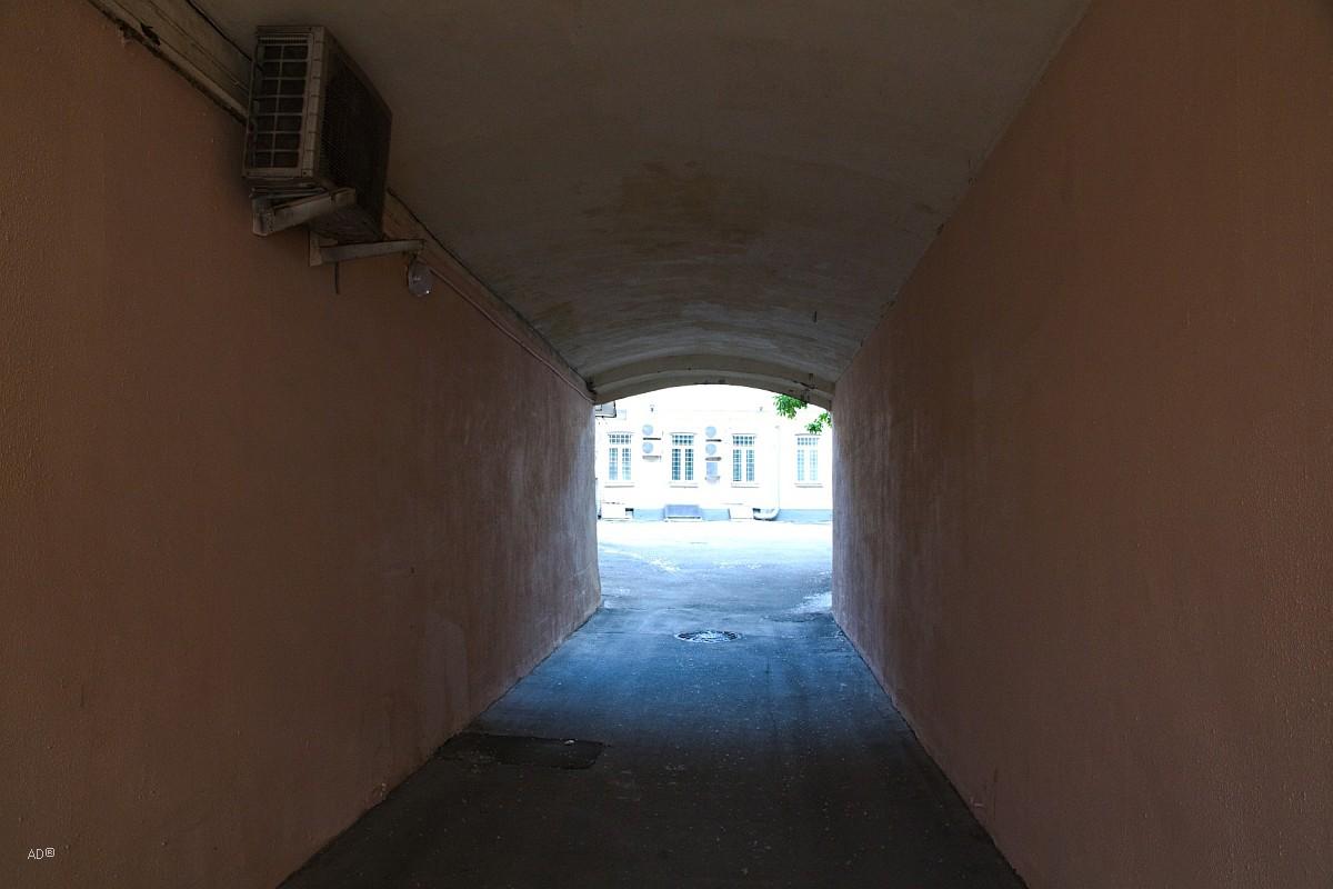 Гоголевский бул.