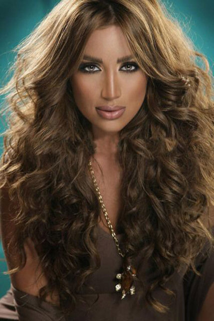 Самые ceкcуальные женщины арабского мира (2010 год)