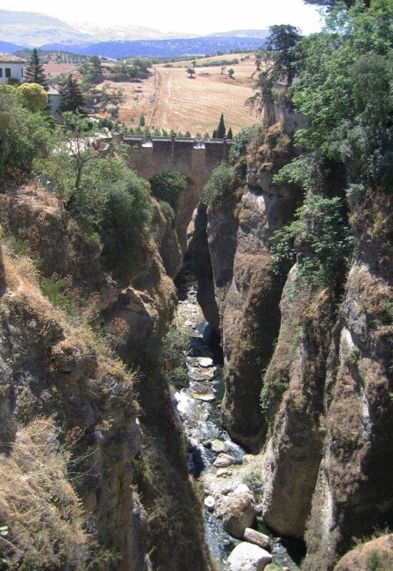 Старый мост в Ронде