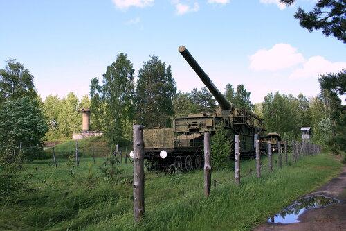Территория военной части