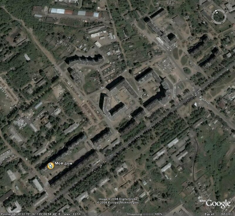 Хабаровск. Выборгска3