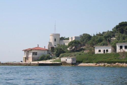 Другой островок в Мраморном море