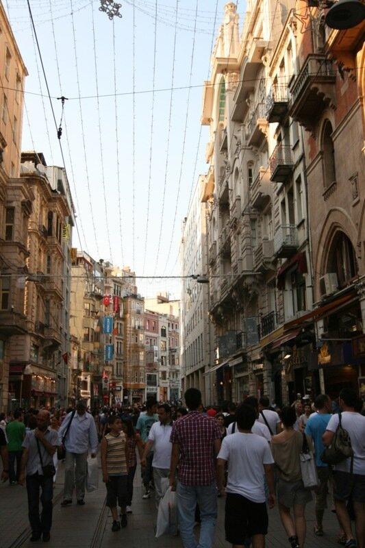 Стамбул, Таксим