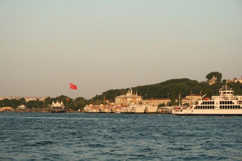 Стамбул, Босфор