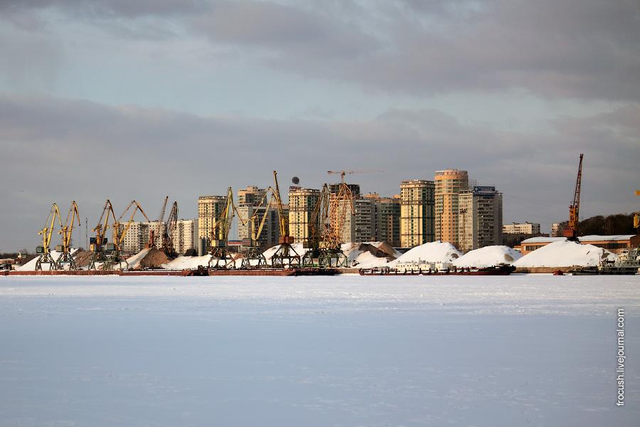 Северный речной порт