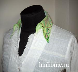 Окрашивание одежды в технике холодный батик