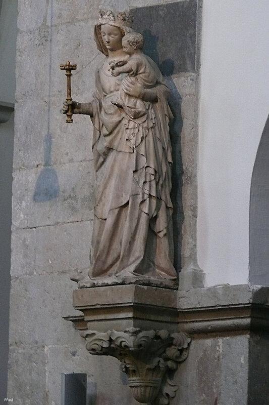 """Романская церковь святой Урсулы   """"Мария-матерь Церкви"""""""