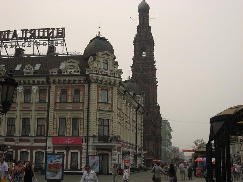 Казань. Улица Баумана.