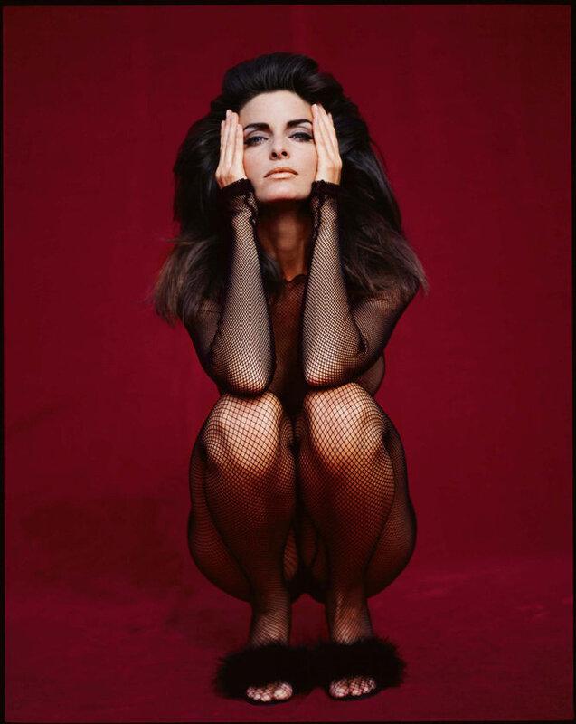 Photographer Michel Comte.Joan Severance