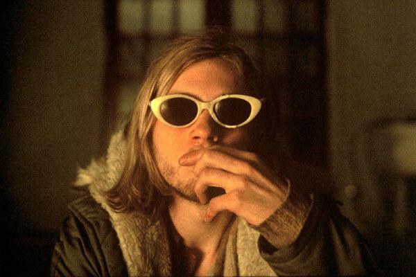 Курт и очки