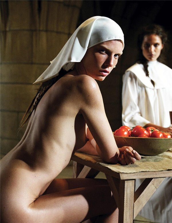 Sebastian Faena's Nun Head